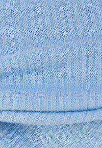 Bershka - MIT RAFFUNGEN  - Jumper dress - light blue - 5