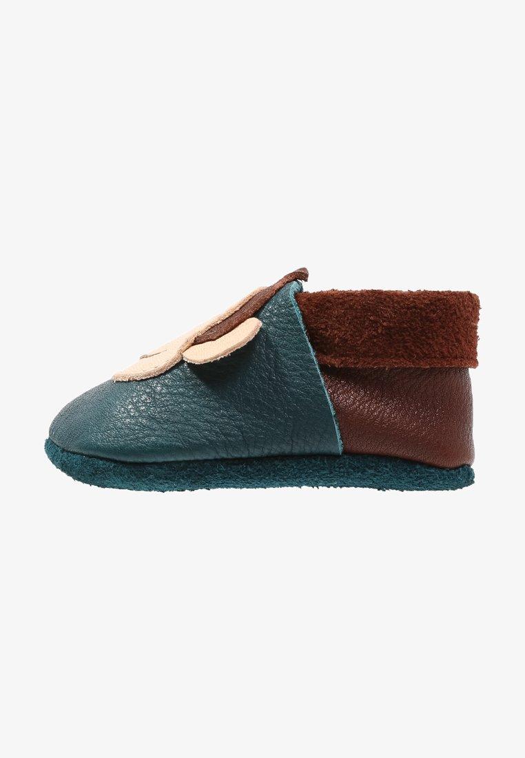 POLOLO - AFFE KING LUI - First shoes - coconut/karibik