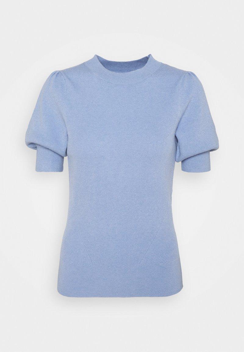 Marks & Spencer London - Basic T-shirt - blue