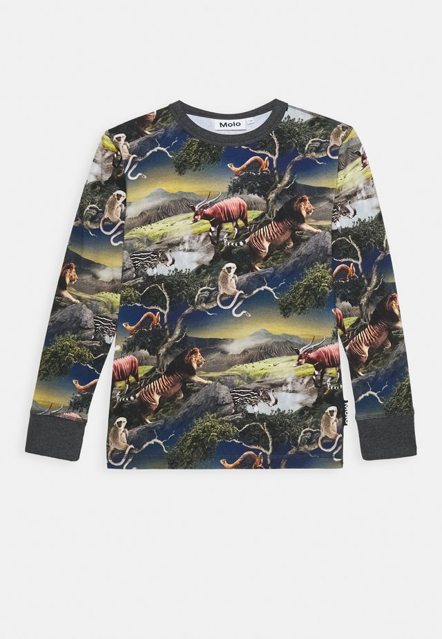 RILL - Langarmshirt - future animals