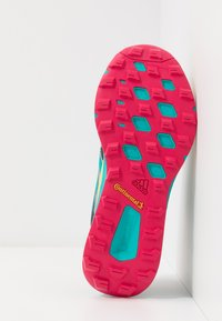 adidas Performance - TERREX TWO GORE-TEX - Zapatillas de trail running - blue/solar gold - 4