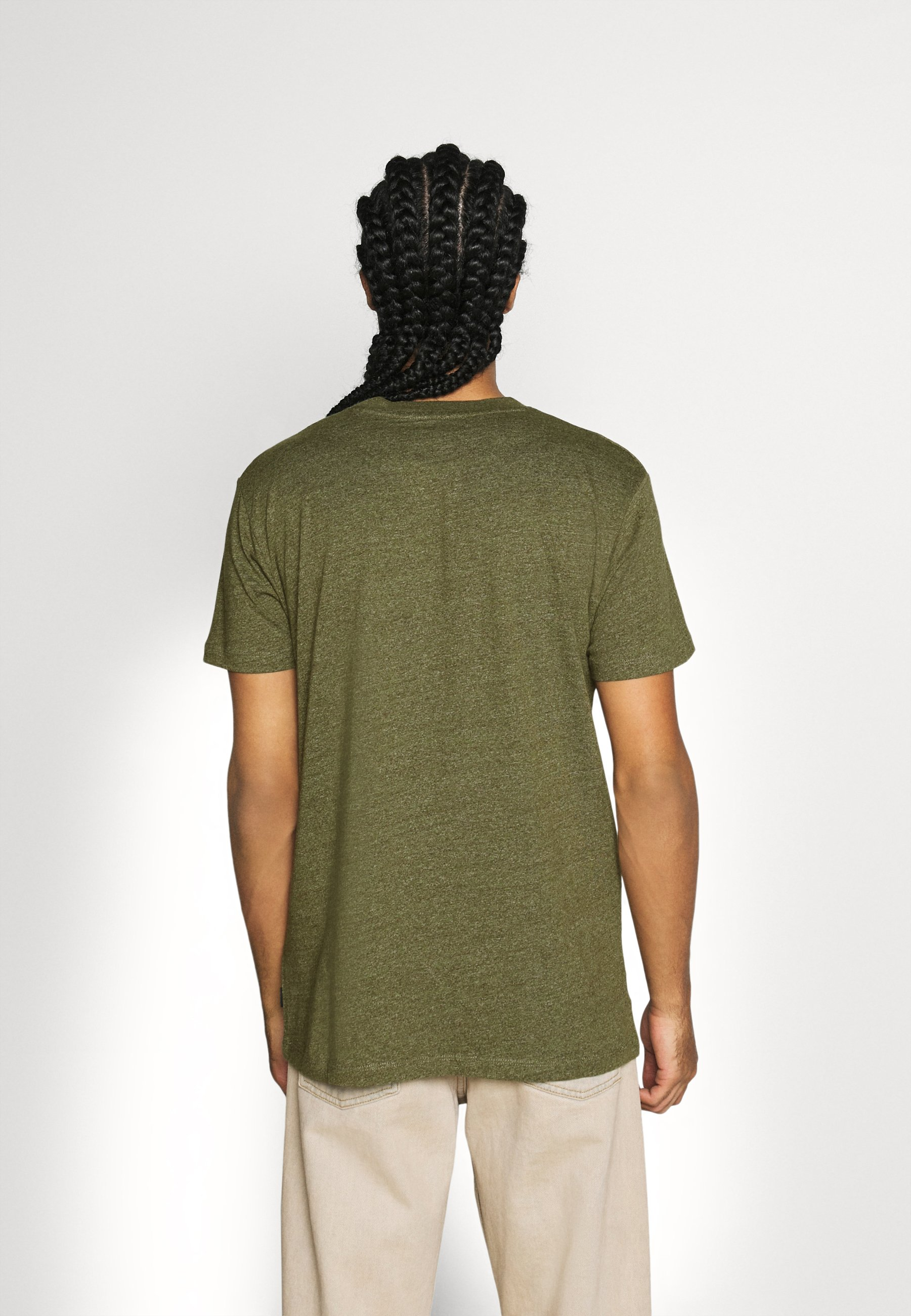 Esprit Basic T-shirt - light khaki OxkUz