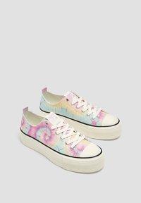 PULL&BEAR - Sneakers basse - multi coloured - 2
