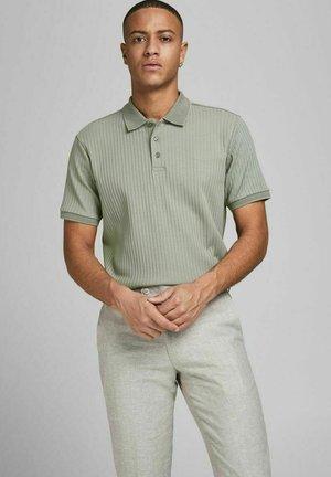 ISAAC  - Poloshirt - new sage