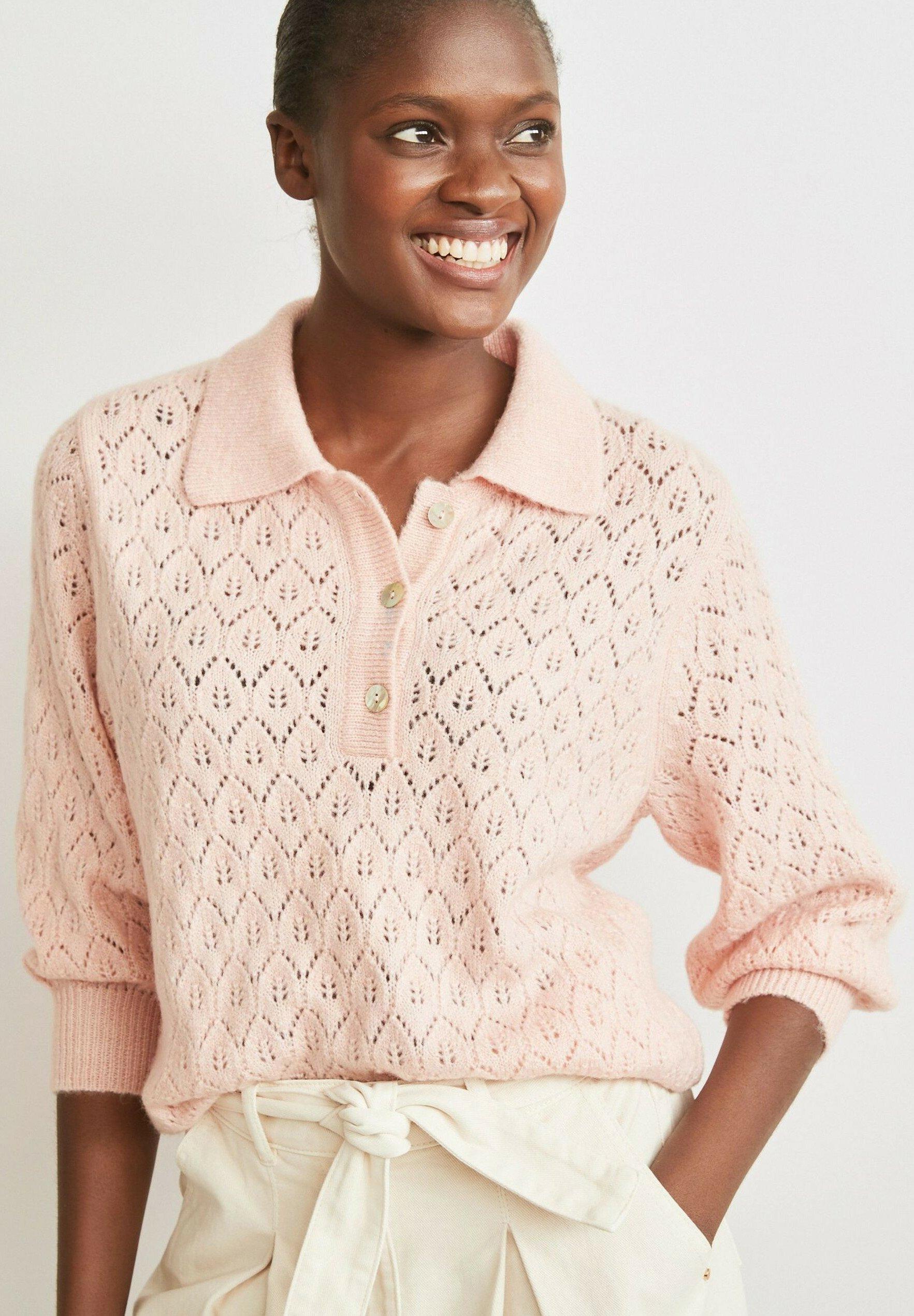Damen POINTELLE - Poloshirt