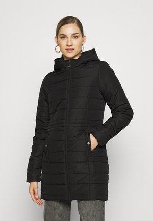VMSIMONE  HOODY - Short coat - black