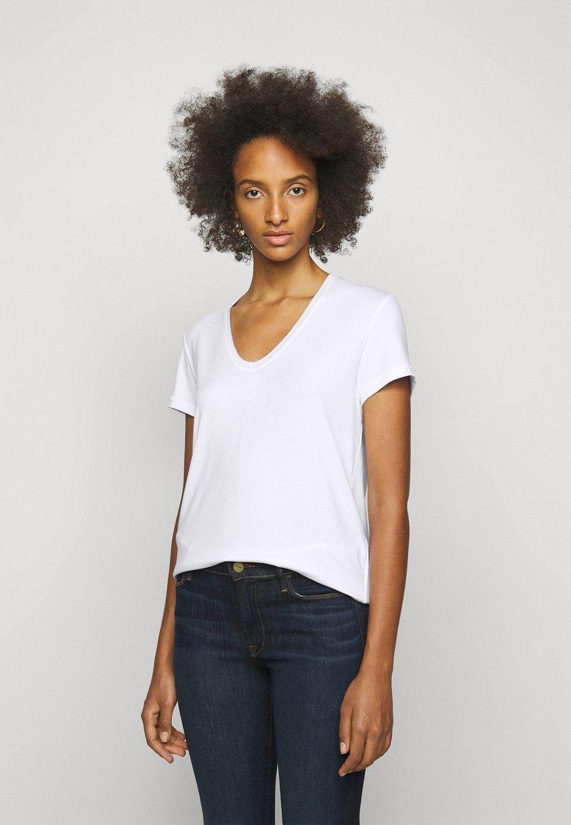 By Malene Birger - FEVIA - T-shirt basique - pure white