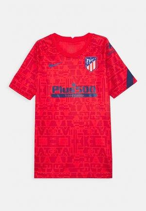 ATLETICO MADRID DRY UNISEX - Vereinsmannschaften - challenge red/coastal blue