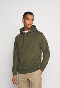 Topman - HOOD UNISEX 2 PACK - Sweatshirt - grey - 3