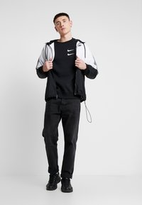 Nike Sportswear - Mikina - black/white - 1