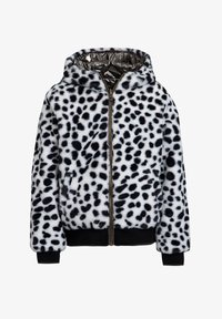 WE Fashion - WATER REPELLENT REVERSIBLE - Kurtka zimowa - black - 0