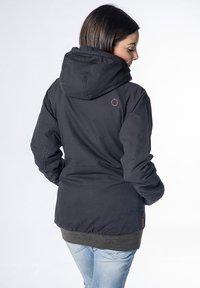 alife & kickin - JOHANNA  - Light jacket - black - 2