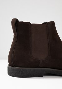 Zalando Essentials - Classic ankle boots - dark brown - 5