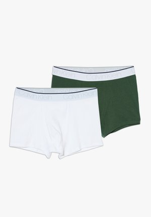 TRUNKS 2 PACK - Pants - white