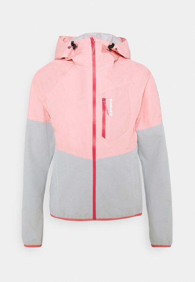 DAZEY - Hardshell jacket - light pink
