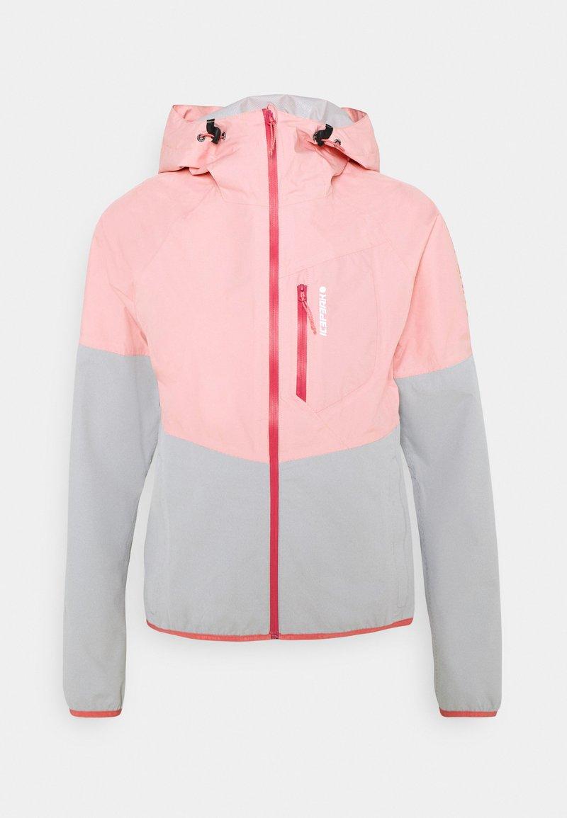 Icepeak - DAZEY - Hardshell jacket - light pink