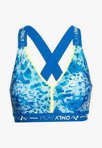 ONLY PLAY Petite - ONPANGILIA LIFE SPORTS BRA - Top - imperial blue - 0