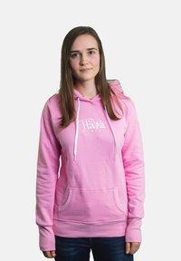 Platea - Hoodie - pink - 0