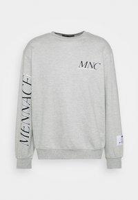 Mennace - Sweatshirt - light grey - 4