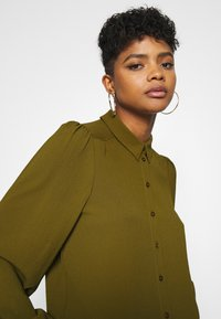 Vero Moda - VMAYA  - Button-down blouse - fir green - 3