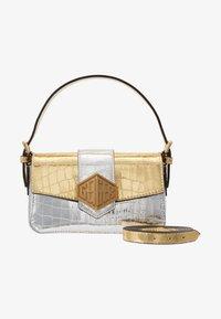 Kurt Geiger London - GEIGER MINI BAG - Handbag - metal comb - 1