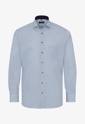 MODERN FIT - Shirt - petrol/blue