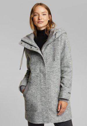 Short coat - light grey