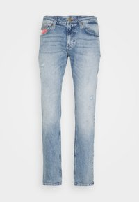 SCANTON SLIM - Slim fit jeans - light blue
