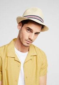Chillouts - LEVI HAT - Hat - natural - 1