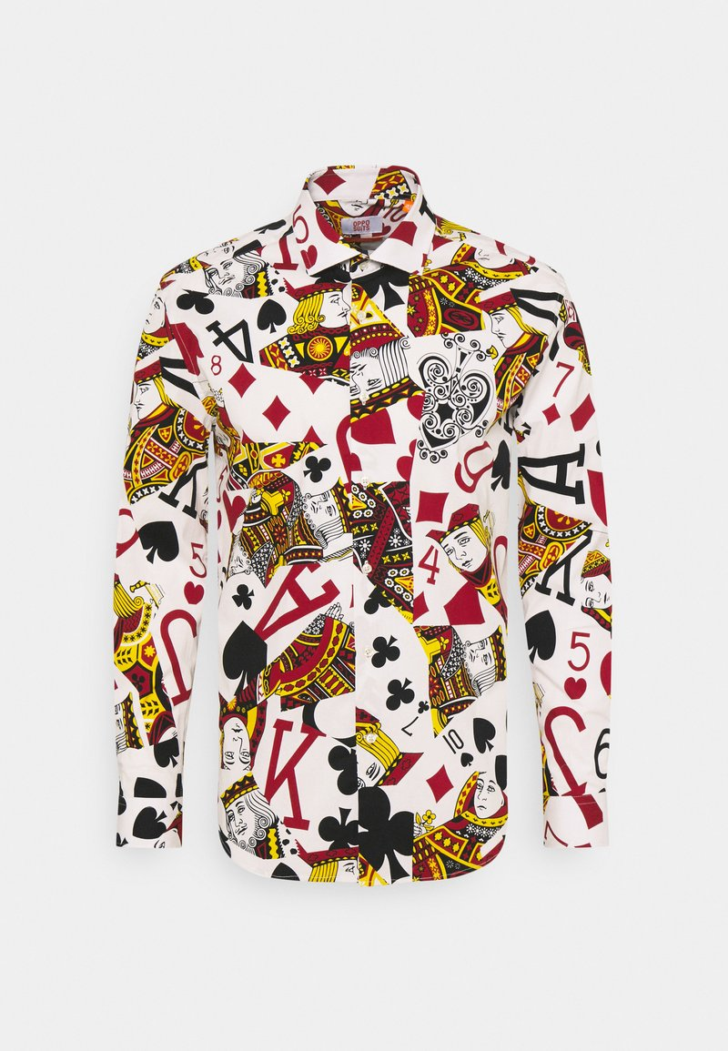 OppoSuits - KING OF CLUBS - Košile - miscellaneous