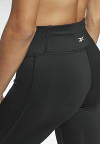 Reebok - PAUL POGBA BOOTCUT WORKOUT READY SPEEDWICK REECYCLED - Pantalones deportivos - black - 3