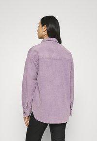 BDG Urban Outfitters - JUMBO SHACKET - Chaqueta fina - lilac - 2