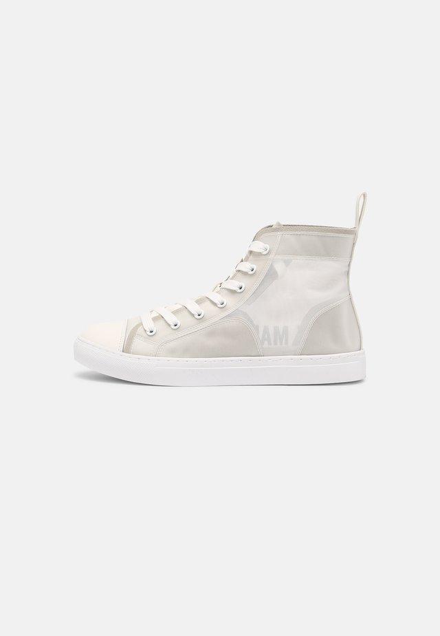 CRISTO - Sneakers hoog - white