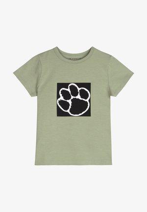 PAW - T-shirt imprimé - khaki green