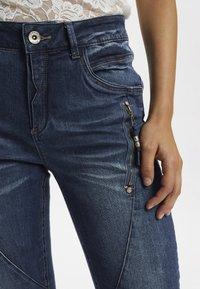 Cream - BIBIANA - Jeans Skinny Fit - rich blue denim - 2