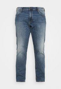 Jack & Jones - JJIGLENN JJORIGINAL - Slim fit jeans - blue denim - 4