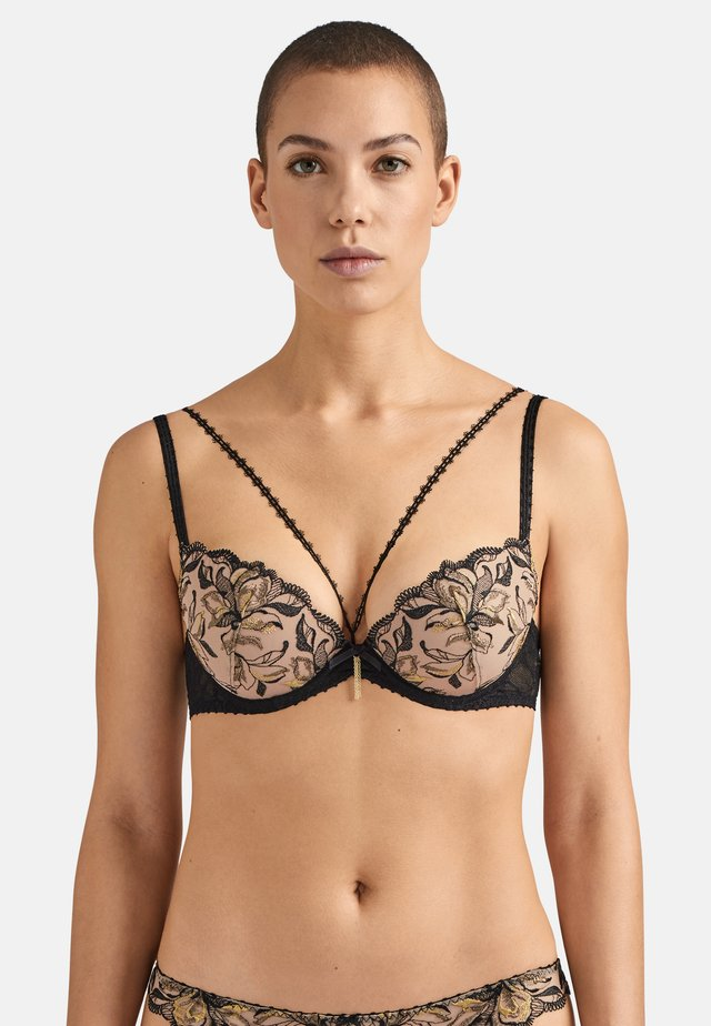 CHINE - Soutien-gorge push-up - bronze ombre