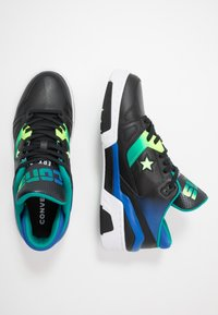 Converse - ERX - Zapatillas - black/ghost green/white - 1