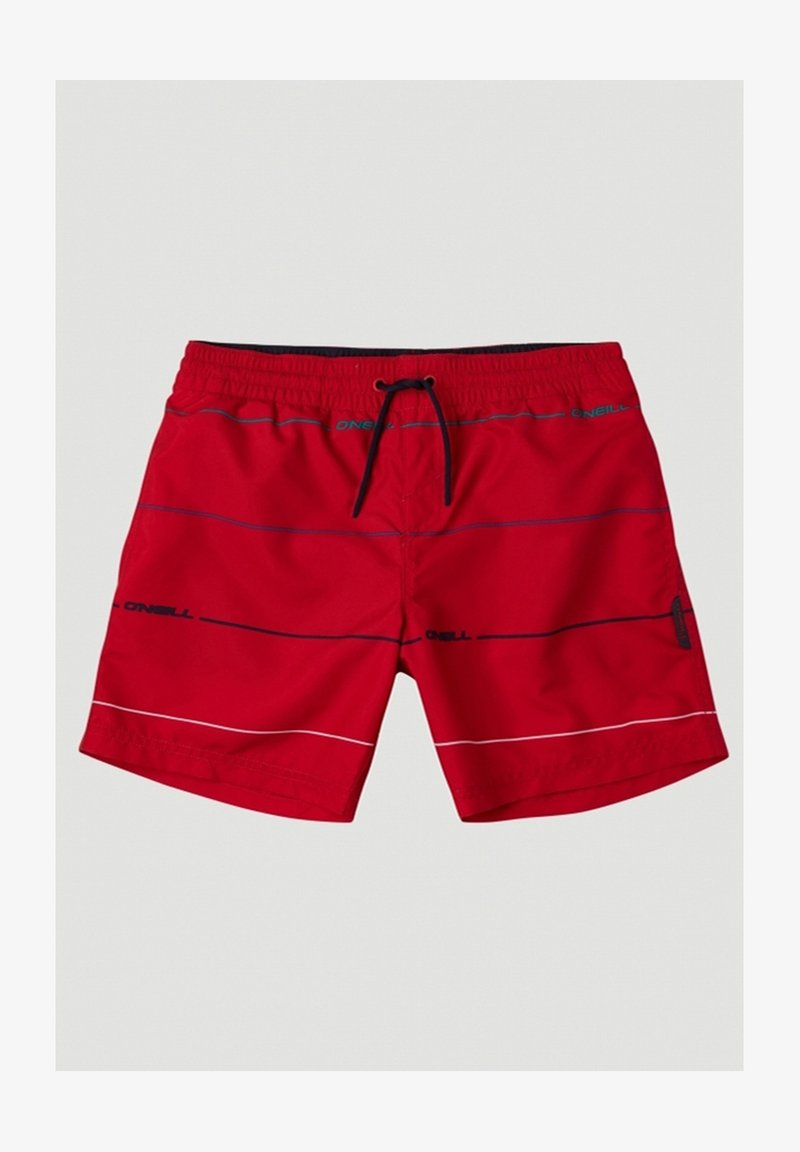 O'Neill - Swimming shorts - red with