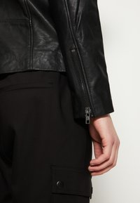 Be Edgy - KANNON - Leather jacket - black - 6