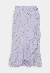 Monki - MARY LOU SKIRT - A-line skirt - lightpurple - 3