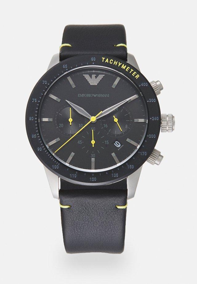MARIO - Cronografo - black