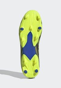 adidas Performance - NEMEZIZ.3 FG LACELESS FUSSBALLSCHUH - Moulded stud football boots - black - 4
