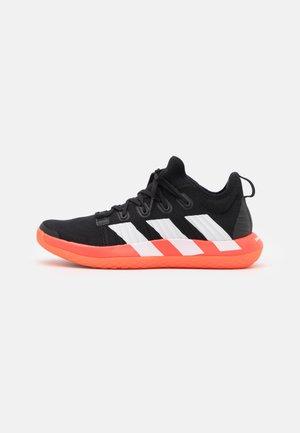 STABIL NEXT GEN PRIMEBLUE - Scarpe da pallamano - core black/footwear white/solar red