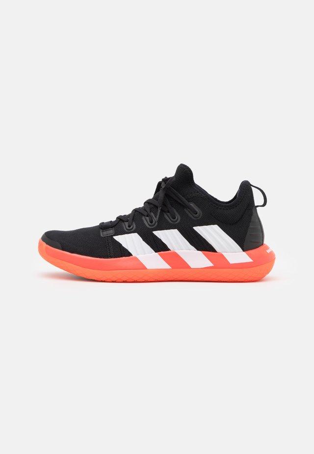 STABIL NEXT GEN PRIMEBLUE - Käsipallokengät - core black/footwear white/solar red