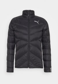 Puma - WARM PACKLITE - Gewatteerde jas - black - 4