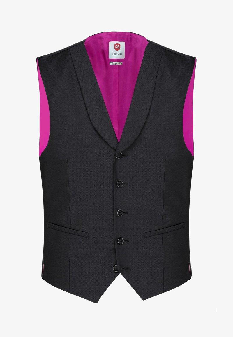 CG – Club of Gents - CG PHILIPP - Suit waistcoat - schwarz