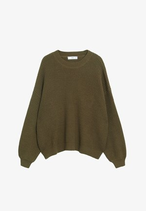 GRAPE - Strickpullover - kaki