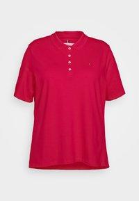 Tommy Hilfiger Curve - ESSENTIAL - Polo shirt - ruby jewel - 3