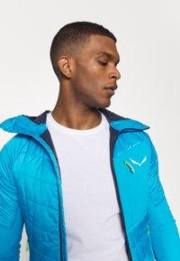 Salewa - ORTLES HYBRID - Sports jacket - blue danube - 3
